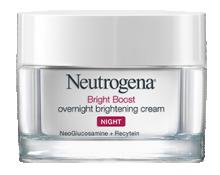 Neutrogena®Bright Boost™ Gel Cream