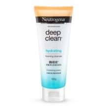 Neutrogena® Deep Clean Hydrating Foaming Cleanser