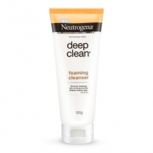 Neutrogena® Deep Clean Foaming Cleanser