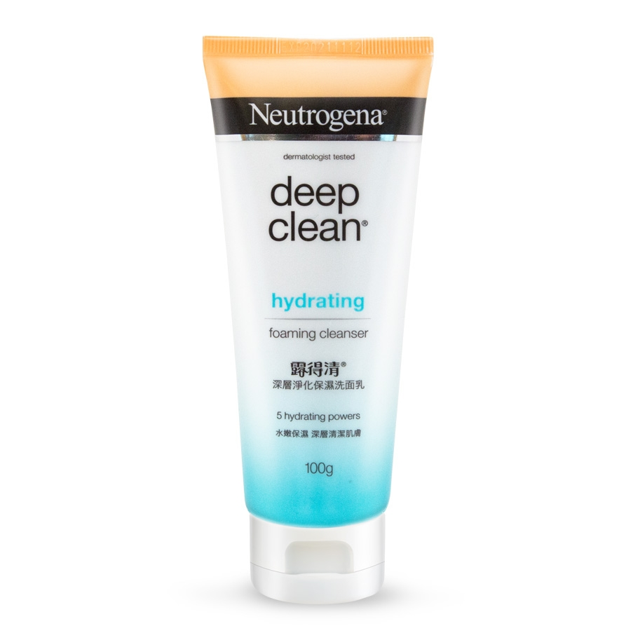 Neutrogena® Deep Clean Hydrating Foaming Cleanser