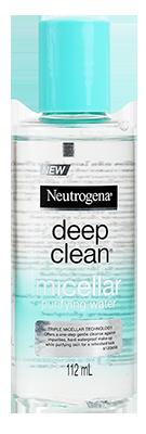Neutrogena® Deep Clean® Micellar Purifying Water