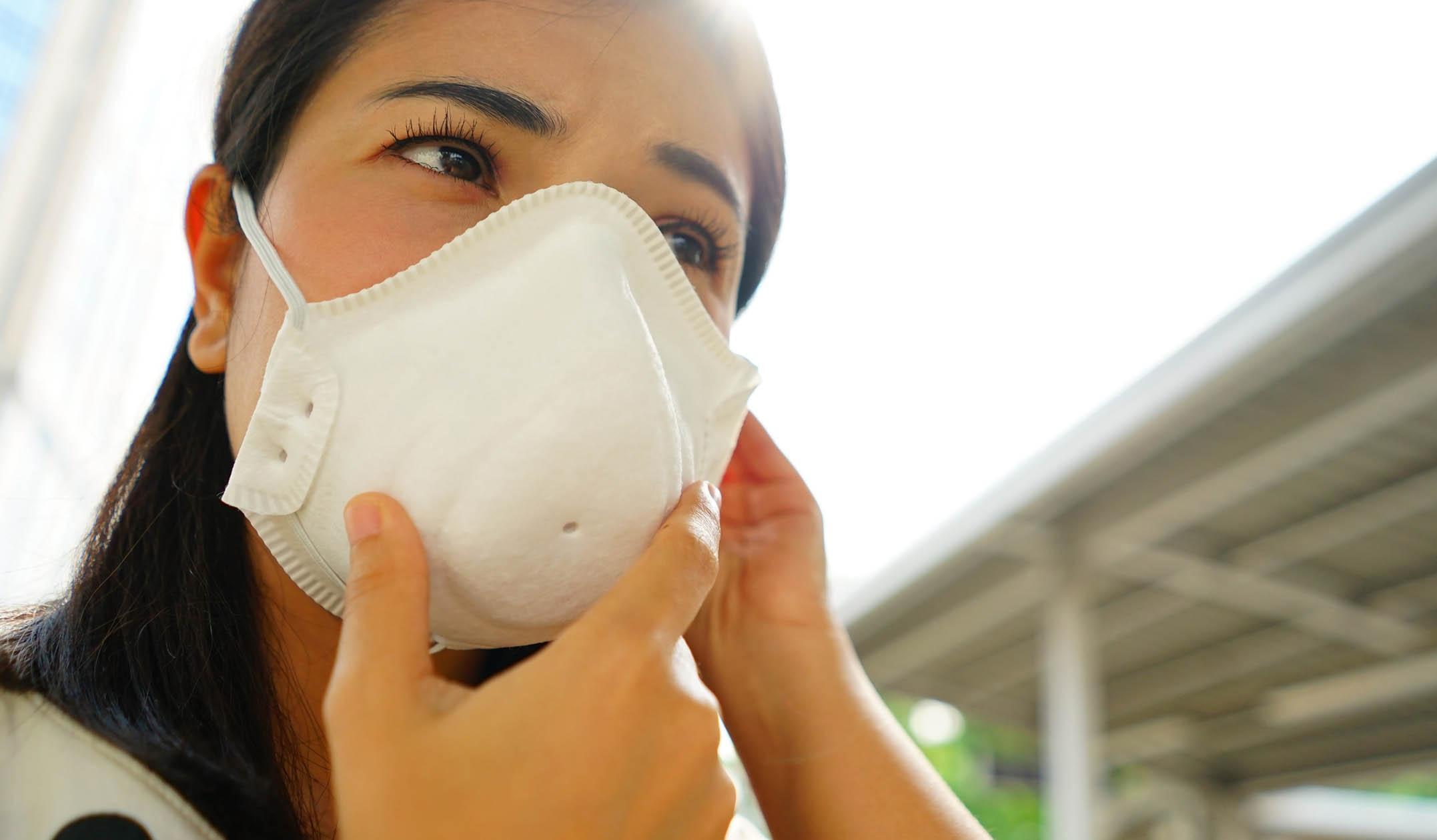 Kulitmu vs. Polusi Udara